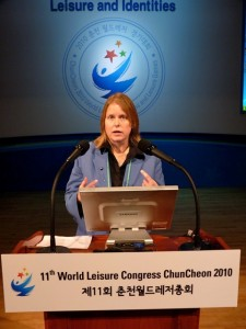Dr. Olson keynote in S. Korea