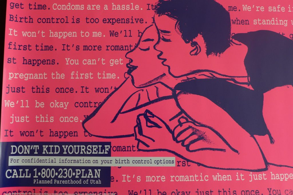 Dont Kid Yourself_Pink poster2