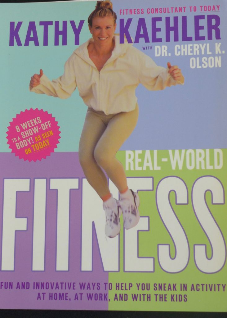 Real World Fitness book photo