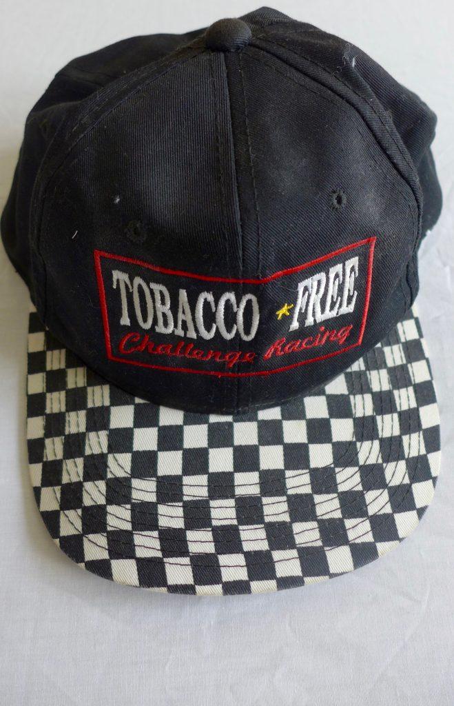 Tobacco Free Challenge hat